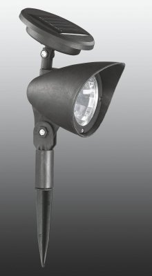Садовый светильник Novotech 357203Газонные<br><br><br>Тип товара: Садовый уличный светильник на солнечной батарее<br>Цветовая t, К: 4000<br>Тип лампы: LED - светодиодная<br>Количество ламп: 1<br>MAX мощность ламп, Вт: 0,05<br>Диаметр, мм мм: 80<br>Высота, мм: 100<br>Цвет арматуры: черный