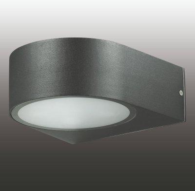 Novotech SUBMARINE 357229 уличный настенный светильникНастенные<br>Декоративный светодиодный уличный настенный светильник модели Novotech 357229 из серии SUBMARINE отличается следующим качеством: Корпус светильника сделан из алюминия. Это металл, основными  достоинствами которого являются — устойчивость к практически всем видам негативного воздействия окружающей среды, коррозии, небольшой вес, по сравнению с другими видами металла и   экологическая безопасность материала. Рассеиватель сделан из закаленного стекла. Оно выдерживает температуру от -70 до 250С., а так же в 5-6 раз прочнее обычного. Экономичность (КПД порядка 90%), отсутствие токсичных элементов (не наносят вред здоровью, не требуют специальной утилизации),  отсутствие ультрафиолетового излучения, пожаробезопасность  (не нагреваются),  морозостойкость, ударопрочность и устойчивость к вибрациям. Срок службы светодиодов до 25000 часов. Диапазон рабочих температур от -20 до +50 градусов Цельсия.<br><br>Тип товара: уличный настенный светильник<br>Цветовая t, К: 4000<br>Тип лампы: LED - светодиодная<br>Ширина, мм: 172<br>MAX мощность ламп, Вт: 6<br>Длина, мм: 115<br>Высота, мм: 70<br>Цвет арматуры: черный