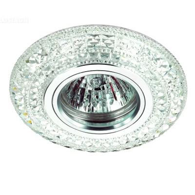 Novotech CORAL 357299 Светильник встраиваемыйХрустальные<br>Встраиваемый светодиодный светильник со встроенным драйвером модели Novotech 357299 из серии CORAL отличается следующим качеством: Корпус светильника сделан из полиуретана. Полиуретан мало подвержен старению, стойкий к абразивному износу и имеет высокую стойкость к воздействию окружающей среды (озону, ультрафиолетовым лучам и морской воде). Имееется возможность раздельного включения LED и лампы, при использовании двухклавишного выключателя света.<br><br>Тип лампы: галогенная/LED<br>Тип цоколя: gu5.3<br>Диаметр, мм мм: 100<br>Диаметр врезного отверстия, мм: 60<br>Высота, мм: 250<br>MAX мощность ламп, Вт: 50