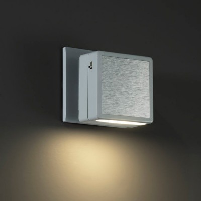 Светильник ночник Novotech 357319 NIGHT LIGHTНочники<br><br><br>Тип товара: Светильник ночник<br>Цветовая t, К: 3000<br>Тип лампы: LED<br>Тип цоколя: LED<br>Количество ламп: 6<br>Ширина, мм: 76<br>MAX мощность ламп, Вт: 1.2<br>Длина, мм: 76<br>Высота, мм: 65<br>Цвет арматуры: серый
