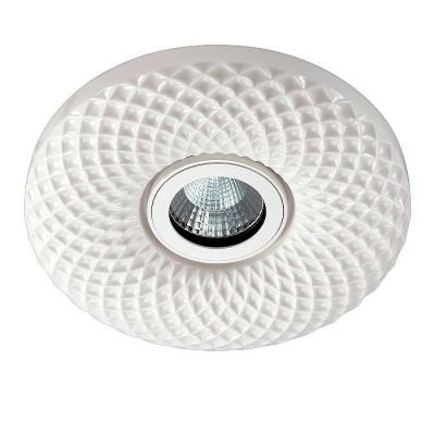 Novotech CERAMIC LED 357348 Встраиваемый светодиодный светильникКруглые<br>Встраиваемые светильники – популярное осветительное оборудование, которое можно использовать в качестве основного источника или в дополнение к люстре. Они позволяют создать нужную атмосферу атмосферу и привнести в интерьер уют и комфорт.   Интернет-магазин «Светодом» предлагает стильный встраиваемый светильник Novotech 357348. Данная модель достаточно универсальна, поэтому подойдет практически под любой интерьер. Перед покупкой не забудьте ознакомиться с техническими параметрами, чтобы узнать тип цоколя, площадь освещения и другие важные характеристики.   Приобрести встраиваемый светильник Novotech 357348 в нашем онлайн-магазине Вы можете либо с помощью «Корзины», либо по контактным номерам. Мы развозим заказы по Москве, Екатеринбургу и остальным российским городам.<br><br>Цветовая t, К: 3000<br>Тип лампы: LED<br>Тип цоколя: LED<br>MAX мощность ламп, Вт: 5<br>Диаметр, мм мм: 160<br>Диаметр врезного отверстия, мм: 90