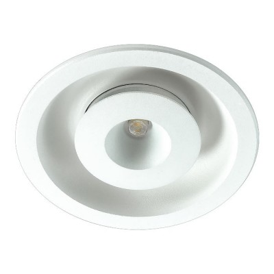 Novotech GESSO 357350 Встраиваемый светодиодный светильникКруглые<br>Встраиваемые светильники – популярное осветительное оборудование, которое можно использовать в качестве основного источника или в дополнение к люстре. Они позволяют создать нужную атмосферу атмосферу и привнести в интерьер уют и комфорт.   Интернет-магазин «Светодом» предлагает стильный встраиваемый светильник Novotech 357350. Данная модель достаточно универсальна, поэтому подойдет практически под любой интерьер. Перед покупкой не забудьте ознакомиться с техническими параметрами, чтобы узнать тип цоколя, площадь освещения и другие важные характеристики.   Приобрести встраиваемый светильник Novotech 357350 в нашем онлайн-магазине Вы можете либо с помощью «Корзины», либо по контактным номерам. Мы развозим заказы по Москве, Екатеринбургу и остальным российским городам.<br><br>Цветовая t, К: 3000<br>Тип лампы: LED<br>Тип цоколя: LED<br>Диаметр, мм мм: 120<br>Диаметр врезного отверстия, мм: 95<br>MAX мощность ламп, Вт: 3