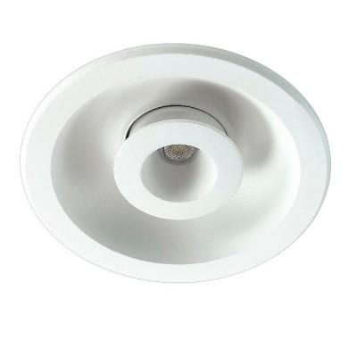 Novotech GESSO 357351 Встраиваемый светодиодный светильникКруглые<br>Встраиваемые светильники – популярное осветительное оборудование, которое можно использовать в качестве основного источника или в дополнение к люстре. Они позволяют создать нужную атмосферу атмосферу и привнести в интерьер уют и комфорт.   Интернет-магазин «Светодом» предлагает стильный встраиваемый светильник Novotech 357351. Данная модель достаточно универсальна, поэтому подойдет практически под любой интерьер. Перед покупкой не забудьте ознакомиться с техническими параметрами, чтобы узнать тип цоколя, площадь освещения и другие важные характеристики.   Приобрести встраиваемый светильник Novotech 357351 в нашем онлайн-магазине Вы можете либо с помощью «Корзины», либо по контактным номерам. Мы развозим заказы по Москве, Екатеринбургу и остальным российским городам.<br><br>Цветовая t, К: 3000<br>Тип лампы: LED<br>Тип цоколя: LED<br>MAX мощность ламп, Вт: 5<br>Диаметр, мм мм: 155<br>Диаметр врезного отверстия, мм: 135