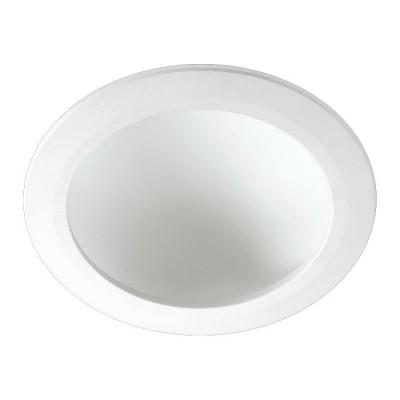 Встраиваемый светодиодный светильник Novotech 357354Круглые LED<br><br><br>Тип товара: Встраиваемый светодиодный светильник<br>Цветовая t, К: 3000<br>Тип лампы: LED<br>Тип цоколя: LED<br>MAX мощность ламп, Вт: 16<br>Диаметр, мм мм: 180<br>Диаметр врезного отверстия, мм: 155