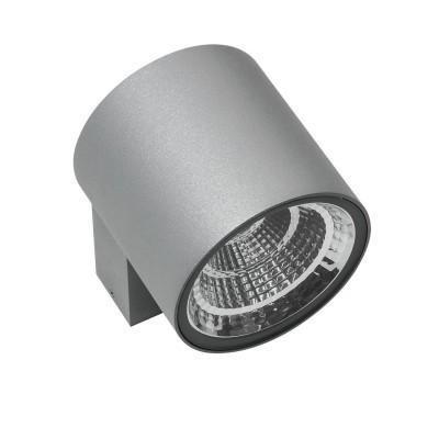 Светильник Lightstar 360692 PAROуличные настенные светильники<br>Крепление: a45; Внешние габариты: D91 L126 H90; Материал - основание/плафон: металл; Цвет-основание/плафон: серый; Лампа: LED 10W, Световой поток: 800LM; Угол рассеивания: 28G; Встроенный транcформатор 3000К;<br><br>Крепление: планка<br>Цветовая t, К: 3000<br>Тип лампы: LED - светодиодная<br>Тип цоколя: LED, встроенные светодиоды<br>Цвет арматуры: серый<br>Количество ламп: 1<br>Ширина, мм: 91<br>Диаметр, мм мм: 91<br>Размеры основания, мм: 78/34<br>Длина, мм: 126<br>Расстояние от стены, мм: 126<br>Высота, мм: 90<br>Поверхность арматуры: матовая<br>Оттенок (цвет): серый<br>MAX мощность ламп, Вт: 10<br>Общая мощность, Вт: 100