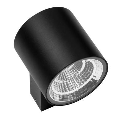 Точечный светильник Lightstar 361674 Paroуличные настенные светильники<br>Крепление: a45; Внешние габариты: D91 L126 H90; Материал - основание/плафон: металл; Цвет-основание/плафон: черный; Лампа: LED 2*8W, Световой поток: 1270LM; Угол рассеивания: 28G; Встроенный транcформатор 4000К;<br><br>Крепление: планка<br>Цветовая t, К: 4000<br>Тип лампы: LED - светодиодная<br>Тип цоколя: LED, встроенные светодиоды<br>Цвет арматуры: черный<br>Количество ламп: 1<br>Диаметр, мм мм: 91<br>Размеры основания, мм: 78/34<br>Длина, мм: 126<br>Высота, мм: 90<br>Поверхность арматуры: матовая<br>Оттенок (цвет): черный<br>MAX мощность ламп, Вт: 10