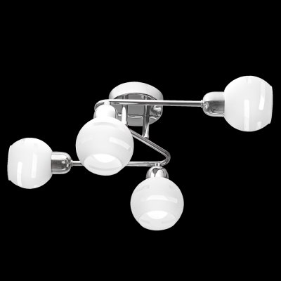 Люстра Idlamp 361/4A WhitechromeПотолочные<br>Компания «Светодом» предлагает широкий ассортимент люстр от известных производителей. Представленные в нашем каталоге товары выполнены из современных материалов и обладают отличным качеством. Благодаря широкому ассортименту Вы сможете найти у нас люстру под любой интерьер. Мы предлагаем как классические варианты, так и современные модели, отличающиеся лаконичностью и простотой форм.  Стильная люстра IDLamp 361/4A-Whitechrome станет украшением любого дома. Эта модель от известного производителя не оставит равнодушным ценителей красивых и оригинальных предметов интерьера. Люстра IDLamp 361/4A-Whitechrome обеспечит равномерное распределение света по всей комнате. При выборе обратите внимание на характеристики, позволяющие приобрести наиболее подходящую модель.  Купить понравившуюся люстру по доступной цене Вы можете в интернет-магазине «Светодом».<br><br>Установка на натяжной потолок: Ограничено<br>S освещ. до, м2: 16<br>Крепление: Планка<br>Тип цоколя: E14<br>Количество ламп: 4<br>Ширина, мм: 270<br>MAX мощность ламп, Вт: 60<br>Длина, мм: 485<br>Высота, мм: 210<br>Оттенок (цвет): Полупрозрачный<br>Цвет арматуры: серебристый