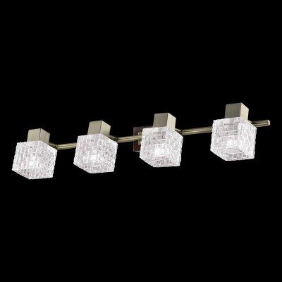 Светильник Idlamp 362/4A OldbronzeС 4 лампами<br>Светильники-споты – это оригинальные изделия с современным дизайном. Они позволяют не ограничивать свою фантазию при выборе освещения для интерьера. Такие модели обеспечивают достаточно качественный свет. Благодаря компактным размерам Вы можете использовать несколько спотов для одного помещения.  Интернет-магазин «Светодом» предлагает необычный светильник-спот IDLamp 362/4A-Oldbronze по привлекательной цене. Эта модель станет отличным дополнением к люстре, выполненной в том же стиле. Перед оформлением заказа изучите характеристики изделия.  Купить светильник-спот IDLamp 362/4A-Oldbronze в нашем онлайн-магазине Вы можете либо с помощью формы на сайте, либо по указанным выше телефонам. Обратите внимание, что у нас склады не только в Москве и Екатеринбурге, но и других городах России.<br><br>S освещ. до, м2: 16<br>Крепление: Настенные<br>Тип цоколя: E14<br>Цвет арматуры: бронзовый<br>Количество ламп: 4<br>Ширина, мм: 130<br>Длина, мм: 620<br>Расстояние от стены, мм: 160-190<br>Оттенок (цвет): Полупрозрачный<br>MAX мощность ламп, Вт: 60
