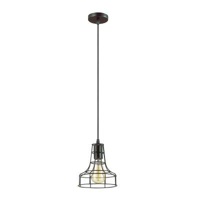 Подвесной светильник Lumion 3639/1 ALFREDОжидается<br><br><br>Тип цоколя: E27<br>Цвет арматуры: чёрный<br>Количество ламп: 1<br>MAX мощность ламп, Вт: 60