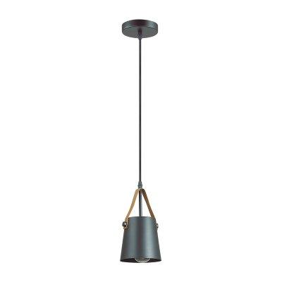 Подвесной светильник Lumion 3641/1 TRISTENОжидается<br><br><br>Тип цоколя: E27<br>Цвет арматуры: чёрный<br>Количество ламп: 1<br>Поверхность арматуры: матовый<br>MAX мощность ламп, Вт: 60