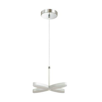 Подвесной светильник Lumion 3643/22L DARMAОжидается<br><br><br>Цветовая t, К: 3000K<br>Тип цоколя: LED<br>Цвет арматуры: белый<br>Количество ламп: 1<br>Поверхность арматуры: матовый<br>MAX мощность ламп, Вт: 22