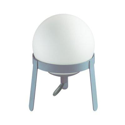 Настольная лампа Lumion 3650/1T CHIPOОжидается<br><br><br>Тип цоколя: E14<br>Цвет арматуры: белый/голубой<br>Количество ламп: 1<br>MAX мощность ламп, Вт: 4
