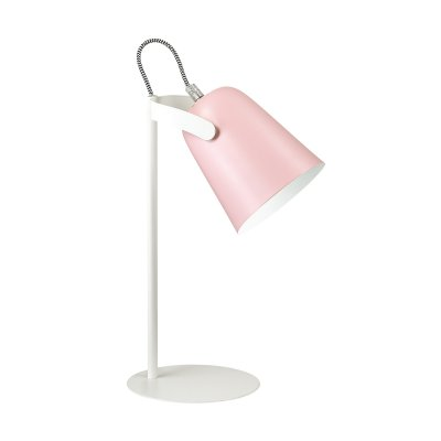 Настольная лампа Lumion 3652/1T KENNYОжидается<br><br><br>Тип цоколя: E14<br>Цвет арматуры: белый/розовый<br>Количество ламп: 1<br>MAX мощность ламп, Вт: 4