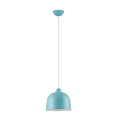 Подвесной светильник Lumion 3656/1 RORYОжидается<br><br><br>Тип цоколя: E27<br>Цвет арматуры: голубой<br>Количество ламп: 1<br>MAX мощность ламп, Вт: 60
