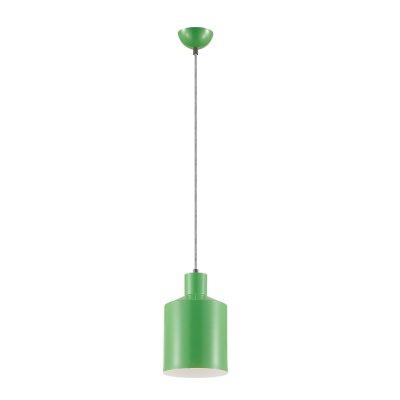 Светильник Lumion 3658/1одиночные подвесные светильники<br>Подвесы Rigby - подвесные светильники в оригинальных формах металлических абажуров в ярких цветах, которые не оставят никого равнодушными. Будут смотреться идеально в детской, кухне, коридоре, гостиной.