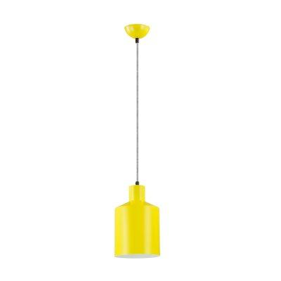 Подвесной светильник Lumion 3660/1 RIGBYОжидается<br><br><br>Тип цоколя: E27<br>Цвет арматуры: жёлтый<br>Количество ламп: 1<br>MAX мощность ламп, Вт: 60