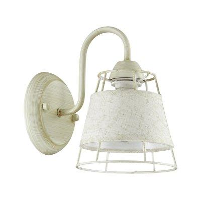 Бра Lumion 3663/1W LINDSAYОжидается<br><br><br>Тип цоколя: E14<br>Цвет арматуры: белый/золотой<br>Количество ламп: 1<br>MAX мощность ламп, Вт: 60
