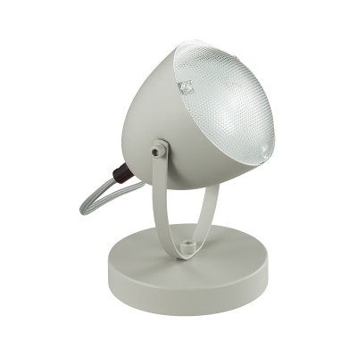 Настольная лампа Lumion 3669/1T BELKOОжидается<br><br><br>Тип цоколя: E14<br>Цвет арматуры: серый<br>Количество ламп: 1<br>Поверхность арматуры: матовый<br>MAX мощность ламп, Вт: 4