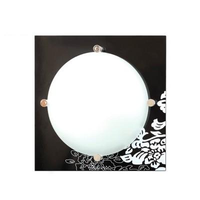 Светильник настенный бра De markt 368010401 ВастоКруглые<br>Настенно-потолочные светильники – это универсальные осветительные варианты, которые подходят для вертикального и горизонтального монтажа. В интернет-магазине «Светодом» Вы можете приобрести подобные модели по выгодной стоимости. В нашем каталоге представлены как бюджетные варианты, так и эксклюзивные изделия от производителей, которые уже давно заслужили доверие дизайнеров и простых покупателей.  Настенно-потолочный светильник De Markt 368010401 станет прекрасным дополнением к основному освещению. Благодаря качественному исполнению и применению современных технологий при производстве эта модель будет радовать Вас своим привлекательным внешним видом долгое время. Приобрести настенно-потолочный светильник De Markt 368010401 можно, находясь в любой точке России. Компания «Светодом» осуществляет доставку заказов не только по Москве и Екатеринбургу, но и в остальные города.<br><br>S освещ. до, м2: 3<br>Тип лампы: накаливания / энергосбережения / LED-светодиодная<br>Тип цоколя: E27<br>Количество ламп: 1<br>Ширина, мм: 320<br>MAX мощность ламп, Вт: 60<br>Диаметр, мм мм: 320<br>Длина, мм: 320<br>Высота, мм: 90<br>Цвет арматуры: черный