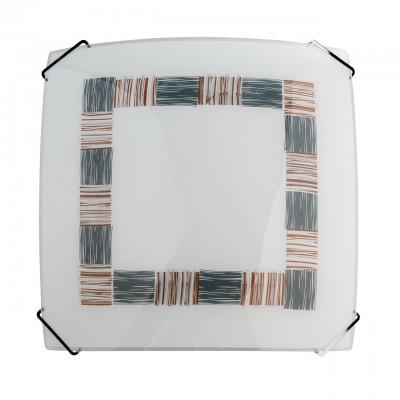Светильник Mw-light 368010902Квадратные<br>Настенно-потолочные светильники – это универсальные осветительные варианты, которые подходят для вертикального и горизонтального монтажа. В интернет-магазине «Светодом» Вы можете приобрести подобные модели по выгодной стоимости. В нашем каталоге представлены как бюджетные варианты, так и эксклюзивные изделия от производителей, которые уже давно заслужили доверие дизайнеров и простых покупателей.  Настенно-потолочный светильник Mw-light 368010902 станет прекрасным дополнением к основному освещению. Благодаря качественному исполнению и применению современных технологий при производстве эта модель будет радовать Вас своим привлекательным внешним видом долгое время. Приобрести настенно-потолочный светильник Mw-light 368010902 можно, находясь в любой точке России.<br><br>S освещ. до, м2: 6<br>Тип лампы: Накаливания / энергосбережения / светодиодная<br>Тип цоколя: E27<br>Количество ламп: 2<br>Ширина, мм: 300<br>MAX мощность ламп, Вт: 60<br>Длина, мм: 300<br>Высота, мм: 90