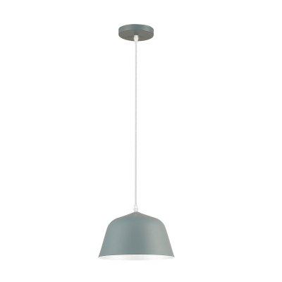 Светильник Lumion 3681/1одиночные подвесные светильники<br>Подвесы Gwen в трендовых цветах: сером, розовом и чёрном - станут стильной и модной изюминкой в интерьере гостиной, кухни, коридора, в баре или кафе.