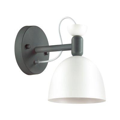 Светильник Lumion 3687/1W FIONAОжидается<br><br><br>Тип цоколя: E27<br>Цвет арматуры: белый/серый<br>Количество ламп: 1<br>MAX мощность ламп, Вт: 40