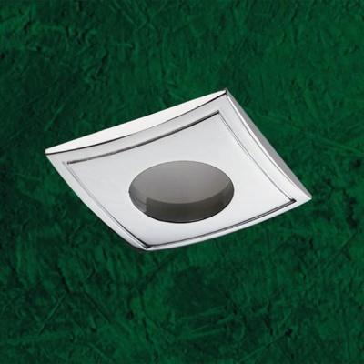 Светильник Novotech 369307 хром AquaВлагозащищенные<br>Светильники с защитным стеклом для низковольтных галогенных ламп. Материал: алюминевое литье. Напряжение: - 12V или 220V. IP 65<br><br>S освещ. до, м2: 3<br>Тип товара: Встраиваемый светильник<br>Тип лампы: галогенная<br>Тип цоколя: GU5.3 (MR16)<br>Количество ламп: 1<br>Ширина, мм: 82<br>MAX мощность ламп, Вт: 50<br>Диаметр врезного отверстия, мм: 74<br>Длина, мм: 82<br>Высота, мм: 85<br>Цвет арматуры: серебристый