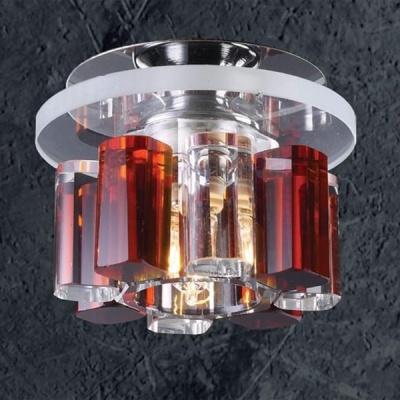 Novotech CARAMEL 1 369348 Встраиваемый светильникКруглые<br>Встраиваемые светильники – популярное осветительное оборудование, которое можно использовать в качестве основного источника или в дополнение к люстре. Они позволяют создать нужную атмосферу атмосферу и привнести в интерьер уют и комфорт.   Интернет-магазин «Светодом» предлагает стильный встраиваемый светильник Novotech 369348. Данная модель достаточно универсальна, поэтому подойдет практически под любой интерьер. Перед покупкой не забудьте ознакомиться с техническими параметрами, чтобы узнать тип цоколя, площадь освещения и другие важные характеристики.   Приобрести встраиваемый светильник Novotech 369348 в нашем онлайн-магазине Вы можете либо с помощью «Корзины», либо по контактным номерам. Мы развозим заказы по Москве, Екатеринбургу и остальным российским городам.<br><br>S освещ. до, м2: 2<br>Тип лампы: галогенная<br>Тип цоколя: G9<br>Цвет арматуры: серебристый<br>Количество ламп: 1<br>Диаметр, мм мм: 100<br>Диаметр врезного отверстия, мм: 50<br>Высота, мм: 70<br>Оттенок (цвет): прозрачно-янтарный<br>MAX мощность ламп, Вт: 40