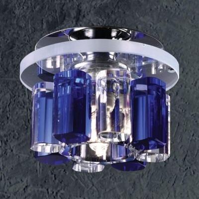Novotech CARAMEL 1 369350 Встраиваемый светильникКруглые<br>Встраиваемые светильники – популярное осветительное оборудование, которое можно использовать в качестве основного источника или в дополнение к люстре. Они позволяют создать нужную атмосферу атмосферу и привнести в интерьер уют и комфорт.   Интернет-магазин «Светодом» предлагает стильный встраиваемый светильник Novotech 369350. Данная модель достаточно универсальна, поэтому подойдет практически под любой интерьер. Перед покупкой не забудьте ознакомиться с техническими параметрами, чтобы узнать тип цоколя, площадь освещения и другие важные характеристики.   Приобрести встраиваемый светильник Novotech 369350 в нашем онлайн-магазине Вы можете либо с помощью «Корзины», либо по контактным номерам. Мы развозим заказы по Москве, Екатеринбургу и остальным российским городам.<br><br>S освещ. до, м2: 2<br>Тип лампы: галогенная<br>Тип цоколя: G9<br>Цвет арматуры: серебристый<br>Количество ламп: 1<br>Диаметр, мм мм: 100<br>Диаметр врезного отверстия, мм: 50<br>Высота, мм: 70<br>Оттенок (цвет): голубой<br>MAX мощность ламп, Вт: 40