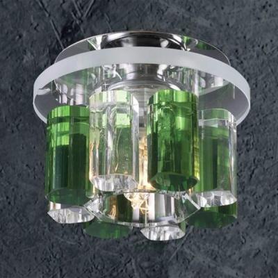 Novotech CARAMEL 1 369352 Встраиваемый светильникКруглые<br>Встраиваемые светильники – популярное осветительное оборудование, которое можно использовать в качестве основного источника или в дополнение к люстре. Они позволяют создать нужную атмосферу атмосферу и привнести в интерьер уют и комфорт. <br> Интернет-магазин «Светодом» предлагает стильный встраиваемый светильник Novotech 369352. Данная модель достаточно универсальна, поэтому подойдет практически под любой интерьер. Перед покупкой не забудьте ознакомиться с техническими параметрами, чтобы узнать тип цоколя, площадь освещения и другие важные характеристики. <br> Приобрести встраиваемый светильник Novotech 369352 в нашем онлайн-магазине Вы можете либо с помощью «Корзины», либо по контактным номерам. Мы развозим заказы по Москве, Екатеринбургу и остальным российским городам.<br><br>S освещ. до, м2: 2<br>Тип лампы: галогенная<br>Тип цоколя: G9<br>Количество ламп: 1<br>MAX мощность ламп, Вт: 40<br>Диаметр, мм мм: 100<br>Диаметр врезного отверстия, мм: 50<br>Высота, мм: 70<br>Оттенок (цвет): прозрачно-зелёный<br>Цвет арматуры: серебристый