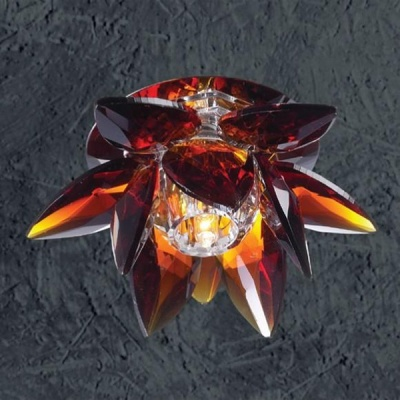 Novotech LOTOS 369376 Встраиваемый светильникКруглые<br>Светильники для низковольтных галогенных ламп. Материал: алюминиевое литье. Хрусталь.<br><br>S освещ. до, м2: 2<br>Тип товара: Встраиваемый светильник<br>Скидка, %: 20<br>Тип лампы: галогенная<br>Тип цоколя: G4<br>Количество ламп: 1<br>MAX мощность ламп, Вт: 20<br>Диаметр, мм мм: 130<br>Диаметр врезного отверстия, мм: 50<br>Высота, мм: 80<br>Цвет арматуры: серебристый