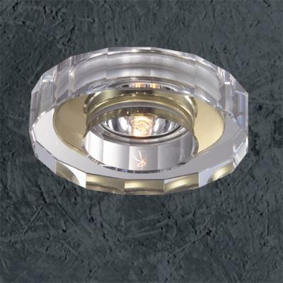 Novotech COSMO 369413 Встраиваемый светильникКруглые<br>Встраиваемые светильники – популярное осветительное оборудование, которое можно использовать в качестве основного источника или в дополнение к люстре. Они позволяют создать нужную атмосферу атмосферу и привнести в интерьер уют и комфорт.   Интернет-магазин «Светодом» предлагает стильный встраиваемый светильник Novotech 369413. Данная модель достаточно универсальна, поэтому подойдет практически под любой интерьер. Перед покупкой не забудьте ознакомиться с техническими параметрами, чтобы узнать тип цоколя, площадь освещения и другие важные характеристики.   Приобрести встраиваемый светильник Novotech 369413 в нашем онлайн-магазине Вы можете либо с помощью «Корзины», либо по контактным номерам. Мы развозим заказы по Москве, Екатеринбургу и остальным российским городам.<br><br>S освещ. до, м2: 2<br>Тип лампы: галогенная<br>Тип цоколя: G9<br>Количество ламп: 1<br>Ширина, мм: 105<br>MAX мощность ламп, Вт: 40<br>Диаметр врезного отверстия, мм: 65<br>Длина, мм: 105<br>Высота, мм: 75<br>Цвет арматуры: Золотой