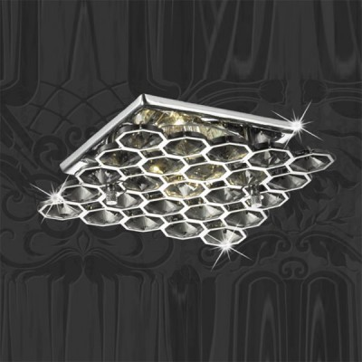 Светильник Novotech 369506 хром MoyenХрустальные<br><br><br>S освещ. до, м2: 3<br>Тип товара: Встраиваемый светильник<br>Скидка, %: 25<br>Тип лампы: галогенная<br>Тип цоколя: GU5.3 (MR16)<br>Количество ламп: 1<br>MAX мощность ламп, Вт: 50<br>Диаметр, мм мм: 105<br>Диаметр врезного отверстия, мм: 60<br>Высота, мм: 65<br>Оттенок (цвет): под дерево<br>Цвет арматуры: серебристый