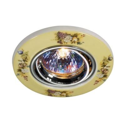 Светильник Novotech 369551 хром CeramicКруглые<br><br><br>S освещ. до, м2: 3<br>Тип товара: Встраиваемый светильник<br>Тип лампы: галогенная<br>Тип цоколя: GU5.3 (MR16)<br>Количество ламп: 1<br>MAX мощность ламп, Вт: 50<br>Диаметр, мм мм: 97<br>Диаметр врезного отверстия, мм: 65<br>Высота, мм: 45<br>Оттенок (цвет): цветной<br>Цвет арматуры: серебристый