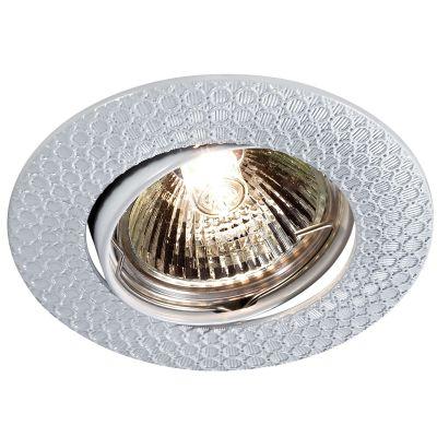 Novotech DINO 369628 Точечный встраиваемый светильникКруглые<br>Встраиваемый поворотный светильник модели Novotech 369628 из серии DINO отличается следующим качеством: Светильник сделан из алюминиевого литья. Это сплав, основными  достоинствами которого являются — устойчивость к практически всем видам негативного воздействия окружающей среды, коррозии, небольшой вес, по сравнению с другими видами металла и экологическая безопасность материала.<br><br>S освещ. до, м2: 2<br>Тип лампы: галогенная<br>Тип цоколя: GU5.3 (MR16)<br>MAX мощность ламп, Вт: 50<br>Диаметр, мм мм: 90<br>Диаметр врезного отверстия, мм: 82<br>Расстояние от стены, мм: 5<br>Высота, мм: 25<br>Цвет арматуры: белый