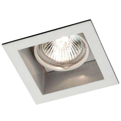 Novotech BELL 369637 Точечный встраиваемый светильникКвадратные<br>Встраиваемый поворотный светильник модели Novotech 369637 из серии BELL отличается следующим качеством: Светильник произведен из алюминия. Это лёгкий металл, основными  достоинствами которого являются — устойчивость к практически всем видам негативного воздействия окружающей среды, коррозии, небольшой вес, по сравнению с другими видами металла и   экологическая безопасность материала.<br><br>S освещ. до, м2: 2<br>Тип лампы: галогенная<br>Тип цоколя: GU5.3 (MR16)<br>MAX мощность ламп, Вт: 50<br>Диаметр, мм мм: 92<br>Диаметр врезного отверстия, мм: 83<br>Расстояние от стены, мм: 5<br>Высота, мм: 55<br>Цвет арматуры: белый