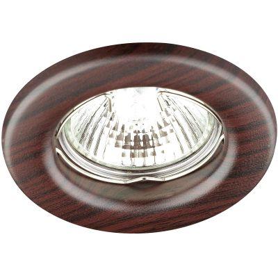 Купить Novotech WOOD 369715 Точечный встраиваемый светильник, Китай