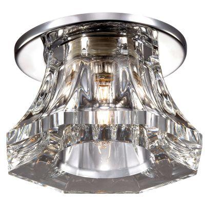Novotech ARCTICA 369721 Встраиваемый светильникКруглые встраиваемые светильники<br>Встраиваемые светильники – популярное осветительное оборудование, которое можно использовать в качестве основного источника или в дополнение к люстре. Они позволяют создать нужную атмосферу атмосферу и привнести в интерьер уют и комфорт.   Интернет-магазин «Светодом» предлагает стильный встраиваемый светильник Novotech 369721. Данная модель достаточно универсальна, поэтому подойдет практически под любой интерьер. Перед покупкой не забудьте ознакомиться с техническими параметрами, чтобы узнать тип цоколя, площадь освещения и другие важные характеристики.   Приобрести встраиваемый светильник Novotech 369721 в нашем онлайн-магазине Вы можете либо с помощью «Корзины», либо по контактным номерам. Мы развозим заказы по Москве, Екатеринбургу и остальным российским городам.<br><br>S освещ. до, м2: 2<br>Тип лампы: галогенная<br>Тип цоколя: G9<br>Цвет арматуры: серебристый<br>Диаметр, мм мм: 80<br>Диаметр врезного отверстия, мм: 60<br>Расстояние от стены, мм: 55<br>Высота, мм: 75<br>MAX мощность ламп, Вт: 40