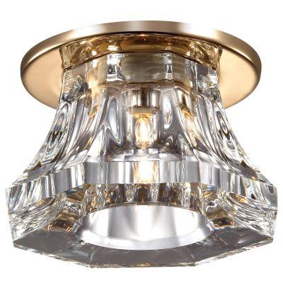 Novotech ARCTICA 369722 Встраиваемый светильникКруглые встраиваемые светильники<br>Встраиваемые светильники – популярное осветительное оборудование, которое можно использовать в качестве основного источника или в дополнение к люстре. Они позволяют создать нужную атмосферу атмосферу и привнести в интерьер уют и комфорт.   Интернет-магазин «Светодом» предлагает стильный встраиваемый светильник Novotech 369722. Данная модель достаточно универсальна, поэтому подойдет практически под любой интерьер. Перед покупкой не забудьте ознакомиться с техническими параметрами, чтобы узнать тип цоколя, площадь освещения и другие важные характеристики.   Приобрести встраиваемый светильник Novotech 369722 в нашем онлайн-магазине Вы можете либо с помощью «Корзины», либо по контактным номерам. Мы развозим заказы по Москве, Екатеринбургу и остальным российским городам.<br><br>S освещ. до, м2: 2<br>Тип лампы: галогенная<br>Тип цоколя: G9<br>Цвет арматуры: Золотой<br>Диаметр, мм мм: 80<br>Диаметр врезного отверстия, мм: 60<br>Расстояние от стены, мм: 55<br>Высота, мм: 75<br>MAX мощность ламп, Вт: 40