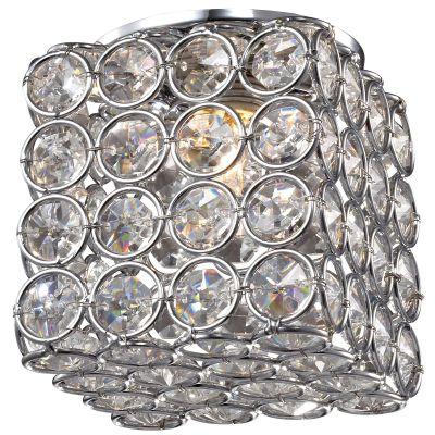 Novotech ELF 369740 Встраиваемый светильникХрустальные<br>Декоративный встраиваемый светильник модели Novotech 369740 из серии ELF отличается следующим качеством: Светильник сделан из металла. Это популярный и востребованный материал благодаря ряду качеств. К ним относится: повышенная прочность, износостойкость и долговечность. Любому интерьеру они придадут солидности и завершенности, помогут расставить акценты. Декоративное украшение произведено из хрусталя. Он обладает высоким показателем плотности, прозрачности и блеска. Благодаря содержанию свинца (не менее 30%) и определённому подбору углов, образуемых гранями, изделия из хрусталя отличаются необыкновенно яркой, многоцветной игрой света, чарующей магией красоты, совершенства и роскоши.<br><br>S освещ. до, м2: 2<br>Тип лампы: галогенная<br>Тип цоколя: G9<br>Ширина, мм: 95<br>MAX мощность ламп, Вт: 40<br>Диаметр врезного отверстия, мм: 60<br>Длина, мм: 95<br>Расстояние от стены, мм: 70<br>Высота, мм: 90<br>Цвет арматуры: серебристый