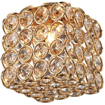 Novotech ELF 369741 Встраиваемый светильникВстраиваемые хрустальные светильники<br>Декоративный встраиваемый светильник модели Novotech 369741 из серии ELF отличается следующим качеством: Светильник сделан из металла. Это популярный и востребованный материал благодаря ряду качеств. К ним относится: повышенная прочность, износостойкость и долговечность. Любому интерьеру они придадут солидности и завершенности, помогут расставить акценты. Декоративное украшение произведено из хрусталя. Он обладает высоким показателем плотности, прозрачности и блеска. Благодаря содержанию свинца (не менее 30%) и определённому подбору углов, образуемых гранями, изделия из хрусталя отличаются необыкновенно яркой, многоцветной игрой света, чарующей магией красоты, совершенства и роскоши.<br><br>S освещ. до, м2: 2<br>Тип лампы: галогенная<br>Тип цоколя: G9<br>Цвет арматуры: Золотой<br>Ширина, мм: 95<br>Диаметр врезного отверстия, мм: 60<br>Длина, мм: 95<br>Расстояние от стены, мм: 70<br>Высота, мм: 90<br>MAX мощность ламп, Вт: 40