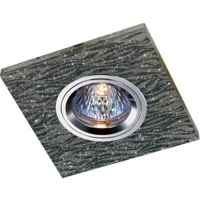 Novotech SHIKKU 369908 Точечный встраиваемый светильникКвадратные<br>Встраиваемые светильники – популярное осветительное оборудование, которое можно использовать в качестве основного источника или в дополнение к люстре. Они позволяют создать нужную атмосферу атмосферу и привнести в интерьер уют и комфорт.   Интернет-магазин «Светодом» предлагает стильный встраиваемый светильник Novotech 369908. Данная модель достаточно универсальна, поэтому подойдет практически под любой интерьер. Перед покупкой не забудьте ознакомиться с техническими параметрами, чтобы узнать тип цоколя, площадь освещения и другие важные характеристики.   Приобрести встраиваемый светильник Novotech 369908 в нашем онлайн-магазине Вы можете либо с помощью «Корзины», либо по контактным номерам. Мы развозим заказы по Москве, Екатеринбургу и остальным российским городам.<br><br>Тип лампы: галогенная<br>Тип цоколя: GU5.3 (MR16)<br>Ширина, мм: 100<br>MAX мощность ламп, Вт: 50<br>Диаметр врезного отверстия, мм: 60<br>Длина, мм: 100