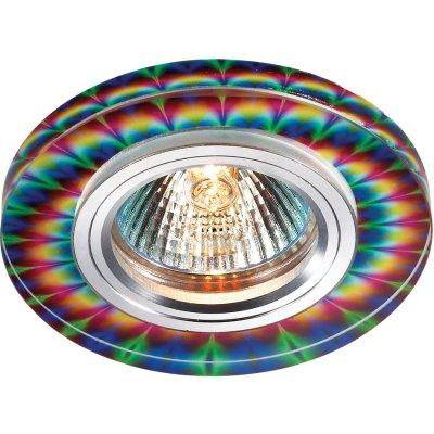 Светильник Novotech 369911Круглые<br><br><br>S освещ. до, м2: 3<br>Тип товара: Встраиваемый светильник<br>Тип лампы: галогенная<br>Тип цоколя: GU5.3 (MR16)<br>Количество ламп: 1<br>MAX мощность ламп, Вт: 50<br>Диаметр, мм мм: 90<br>Диаметр врезного отверстия, мм: 65