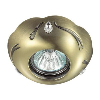 Novotech GRAIN 370287 Встраиваемый светильникКруглые<br>Встраиваемые светильники – популярное осветительное оборудование, которое можно использовать в качестве основного источника или в дополнение к люстре. Они позволяют создать нужную атмосферу атмосферу и привнести в интерьер уют и комфорт.   Интернет-магазин «Светодом» предлагает стильный встраиваемый светильник Novotech 370287. Данная модель достаточно универсальна, поэтому подойдет практически под любой интерьер. Перед покупкой не забудьте ознакомиться с техническими параметрами, чтобы узнать тип цоколя, площадь освещения и другие важные характеристики.   Приобрести встраиваемый светильник Novotech 370287 в нашем онлайн-магазине Вы можете либо с помощью «Корзины», либо по контактным номерам. Мы развозим заказы по Москве, Екатеринбургу и остальным российским городам.<br><br>Тип лампы: галогенная/LED<br>Тип цоколя: gu5.3<br>MAX мощность ламп, Вт: 50<br>Диаметр, мм мм: 110<br>Диаметр врезного отверстия, мм: 75