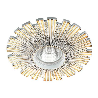 Novotech PATTERN 370325 Встраиваемый декоративный светильникКруглые<br>Встраиваемые светильники – популярное осветительное оборудование, которое можно использовать в качестве основного источника или в дополнение к люстре. Они позволяют создать нужную атмосферу атмосферу и привнести в интерьер уют и комфорт.   Интернет-магазин «Светодом» предлагает стильный встраиваемый светильник Novotech 370325. Данная модель достаточно универсальна, поэтому подойдет практически под любой интерьер. Перед покупкой не забудьте ознакомиться с техническими параметрами, чтобы узнать тип цоколя, площадь освещения и другие важные характеристики.   Приобрести встраиваемый светильник Novotech 370325 в нашем онлайн-магазине Вы можете либо с помощью «Корзины», либо по контактным номерам. Мы развозим заказы по Москве, Екатеринбургу и остальным российским городам.<br><br>Тип лампы: галогенная/LED<br>Тип цоколя: gu5.3<br>MAX мощность ламп, Вт: 50<br>Диаметр, мм мм: 140<br>Диаметр врезного отверстия, мм: 60