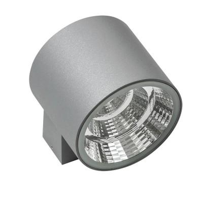 Уличный настенный светильник Lightstar 370592 ParoУличные настенные светильники<br>Крепление: a51; Внешние габариты: D120 L 152 H90; Материал - основание/плафон: металл; Цвет-основание/плафон: серый; Лампа: LED 20W, Световой поток: 1590LM; Угол рассеивания: 15G; Встроенный транcформатор 3000К;<br><br>Цветовая t, К: 3000<br>Тип лампы: LED - светодиодная<br>Тип цоколя: LED, встроенные светодиоды<br>Цвет арматуры: серый<br>Количество ламп: 1<br>Ширина, мм: 120<br>Расстояние от стены, мм: 152<br>Высота, мм: 90<br>Поверхность арматуры: матовая<br>Оттенок (цвет): серый<br>MAX мощность ламп, Вт: 20