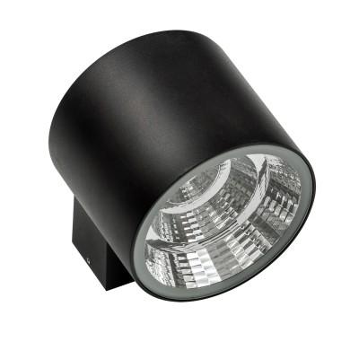 Уличный настенный светильник Lightstar 370672 ParoУличные настенные светильники<br>Крепление: a51; Внешние габариты: D120 L 152 H90; Материал - основание/плафон: металл; Цвет-основание/плафон: черный; Лампа: LED 20W, Световой поток: 1590LM; Угол рассеивания: 40G; Встроенный транcформатор 3000К;<br><br>Цветовая t, К: 3000<br>Тип лампы: LED - светодиодная<br>Тип цоколя: LED, встроенные светодиоды<br>Цвет арматуры: черный<br>Количество ламп: 1<br>Ширина, мм: 120<br>Расстояние от стены, мм: 152<br>Высота, мм: 90<br>Поверхность арматуры: матовая<br>Оттенок (цвет): черный<br>MAX мощность ламп, Вт: 20