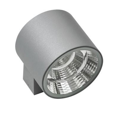 Уличный настенный светильник Lightstar 370692 Paroуличные настенные светильники<br>Крепление: a51; Внешние габариты: D120 L 152 H90; Материал - основание/плафон: металл; Цвет-основание/плафон: серый; Лампа: LED 20W, Световой поток: 1590LM; Угол рассеивания: 40G; Встроенный транcформатор 3000К;<br><br>Крепление: планка<br>Цветовая t, К: 3000<br>Тип лампы: LED - светодиодная<br>Тип цоколя: LED, встроенные светодиоды<br>Цвет арматуры: серый<br>Количество ламп: 1<br>Ширина, мм: 120<br>Диаметр, мм мм: 120<br>Размеры основания, мм: 90/41<br>Длина, мм: 152<br>Расстояние от стены, мм: 152<br>Высота, мм: 90<br>Поверхность арматуры: матовая<br>Оттенок (цвет): серый<br>MAX мощность ламп, Вт: 20<br>Общая мощность, Вт: 200