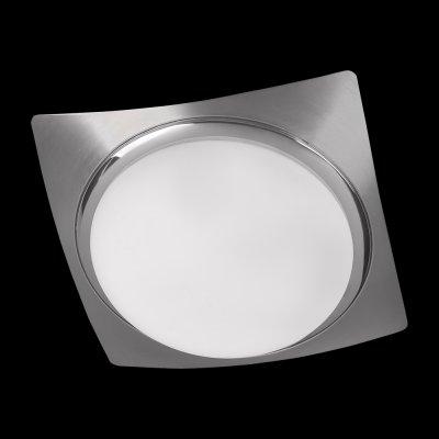 Светильник потолочный Idlamp 370/15PF WhitechromeКвадратные<br>Потолочный светильник для ванной или обычного помещения<br><br>S освещ. до, м2: 15<br>Крепление: Настенные<br>Тип товара: светильник потолочный<br>Тип цоколя: LED<br>Количество ламп: _<br>Ширина, мм: 225<br>MAX мощность ламп, Вт: 6<br>Длина, мм: 225<br>Расстояние от стены, мм: 90<br>Оттенок (цвет): белый<br>Цвет арматуры: серебристый