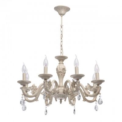 371013708 Mw light СветильникПодвесные<br><br><br>S освещ. до, м2: 16<br>Тип лампы: Накаливания / энергосбережения / светодиодная<br>Тип цоколя: E14<br>Количество ламп: 8<br>MAX мощность ламп, Вт: 40<br>Диаметр, мм мм: 720<br>Высота, мм: 730